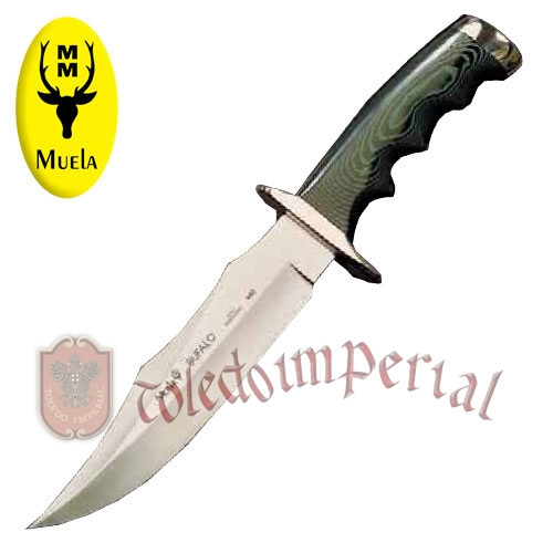 Cuchillo outdoor BUFALO-17G