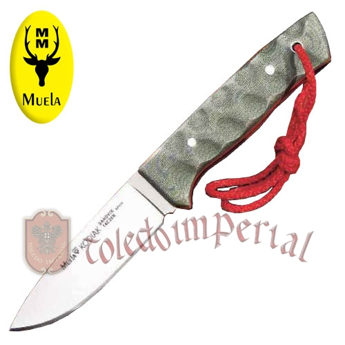 Cuchillo enterizo KODIAK-10SV.G