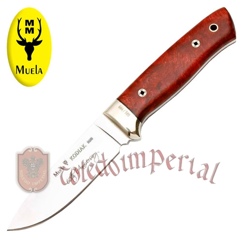 Cuchillo de caza 60 aniversario KODIAK-10.TH