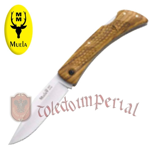 Artisan folding knife BT-9.OL