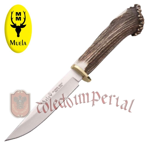 Stag handle Knife GRED-12S
