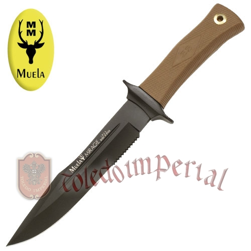 Tactical knife MIRAGE-18NM