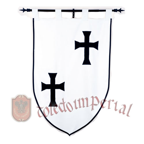 MF1529 Estandarte Teutonico (Doble)
